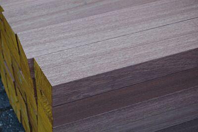 Meranti geschaafd 19x140mm 365cm