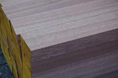 Meranti geschaafd afm 19x190mm lengte 430cm