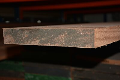Meranti geschaafd 40x290mm 365cm