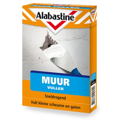 Alabastine muurvuller 1kg