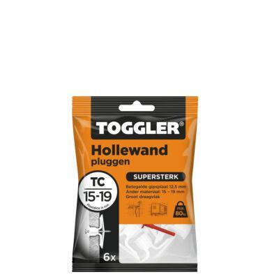 Hollewand plug TC 15-19mm 6st