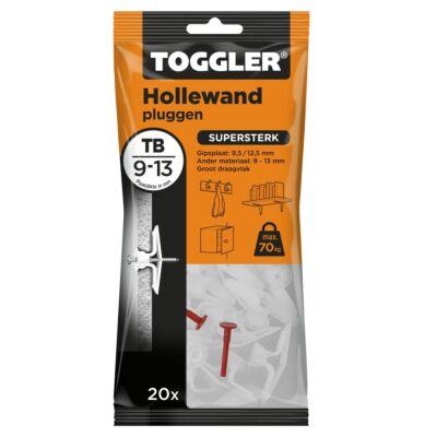 Hollewand plug TB 9-13mm 1000st