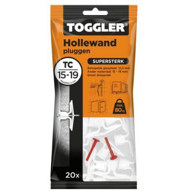 Hollewand plug TC 15-19mm 20st