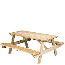 Picknicktafel Easy bladmaat 180x70cm