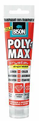 Bison poly max crystal express tub 115g*6 NLFR