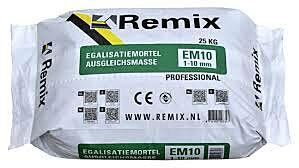 Remix egalisatiemortel 25kg