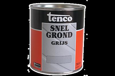 Tenco snelgrond grijs 0,75liter