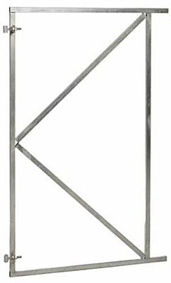 Stalen poortframe 100x155cm