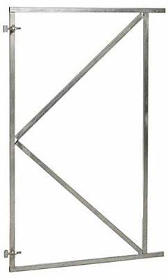 Stalen poortframe 150x155cm