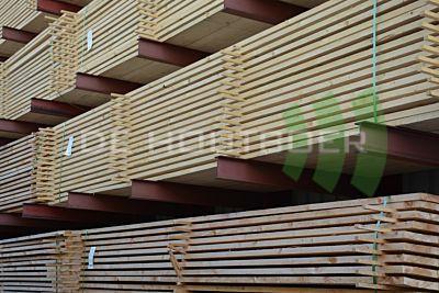 Steigerplank  afm 32x200mm lengte 510cm