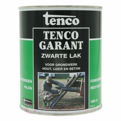 Tencogarant teervrij zwarte lak 1liter