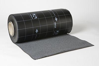 Ubiflex waterdichte laag 300mm rol 12m1 zwart