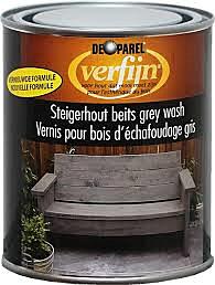 Verfijn Steigerhoutbeits grijs 2.5ltr