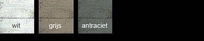 Verfijn Steigerhoutbeits wit 750ml