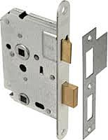 Vrij-bezetslot inclusief sluitplaat (model 1264)