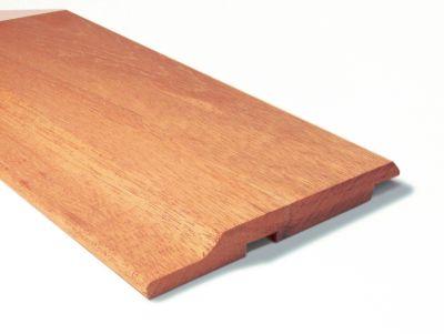 *Tijdelijk niet leverbaar*Red cedar channelsiding volh 18x127mm 305cm