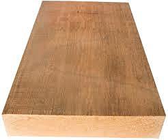 Western red cedar ruw afm 32x200mm lengte 400cm